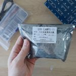 LED Cube Kit, What Was Delivered