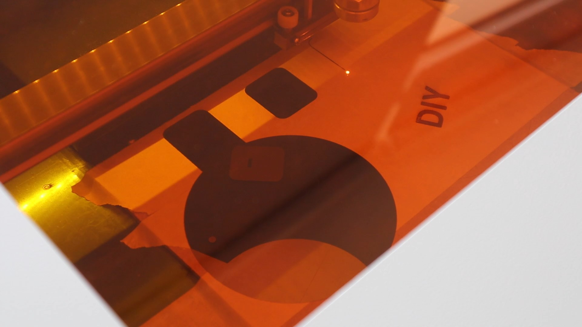 Laser Cutting Components