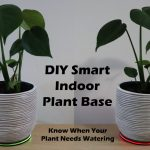Smart Indoor Plant Base