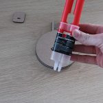 Use Epoxy To Glue Components Together