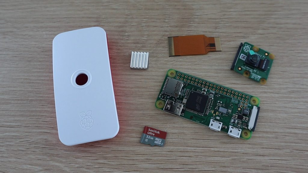 What You Need To Build Your Pi Zero WiFi Security Camera