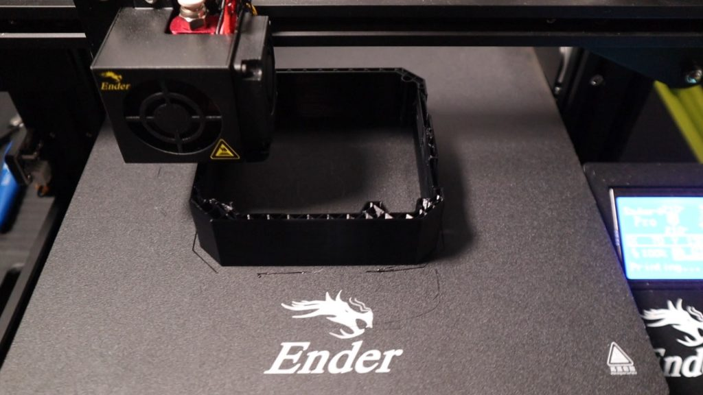 3D Printing The Case Housing