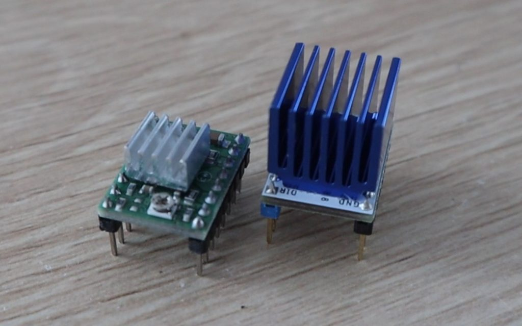 A4988 And TMC2208 Driver