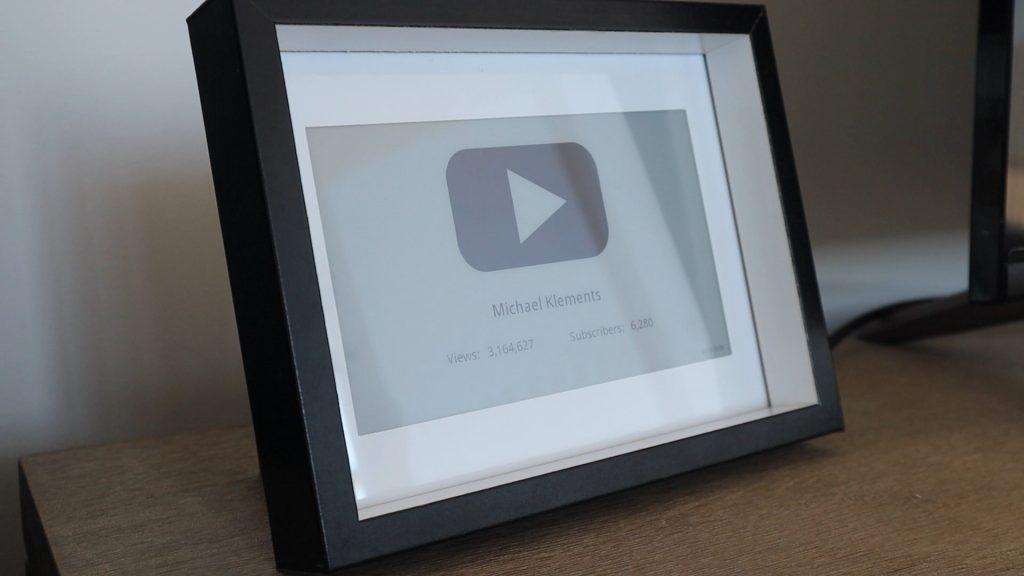 Waveshare E-Paper Display Refreshing
