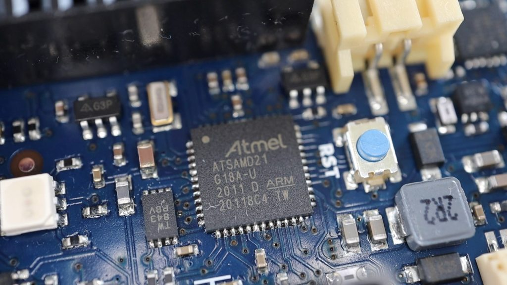 ATSAMD21 Chip on MKR WiFi 1010