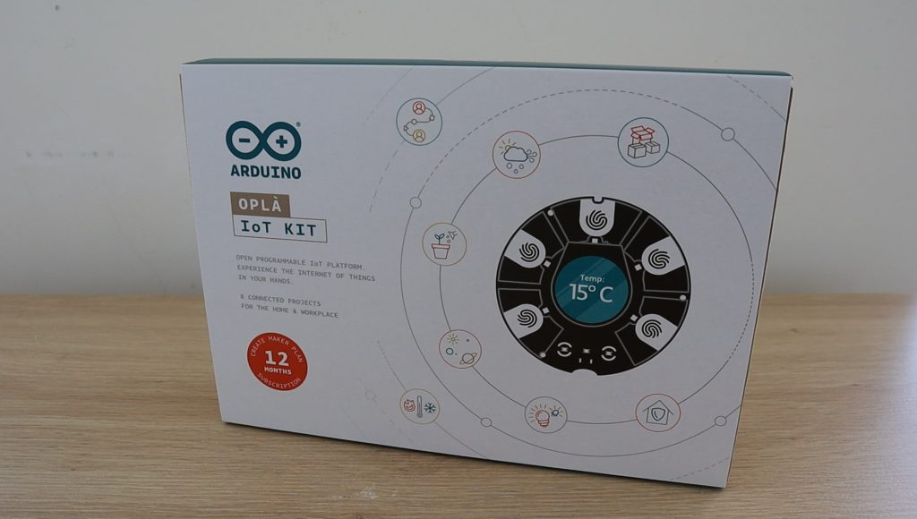 Arduino Opla IoT Kit Box