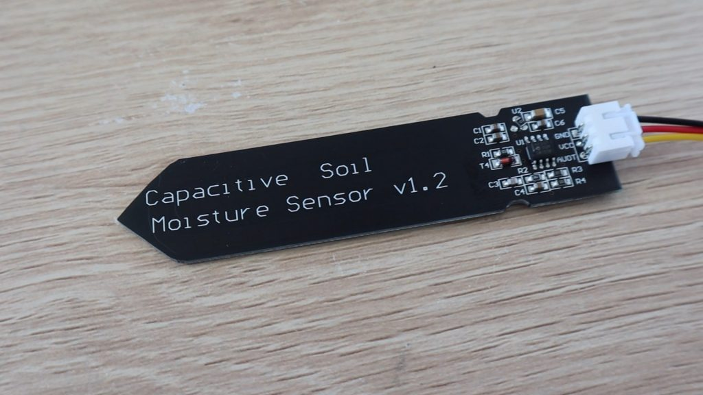Capacitive Soil Moisture Sensor