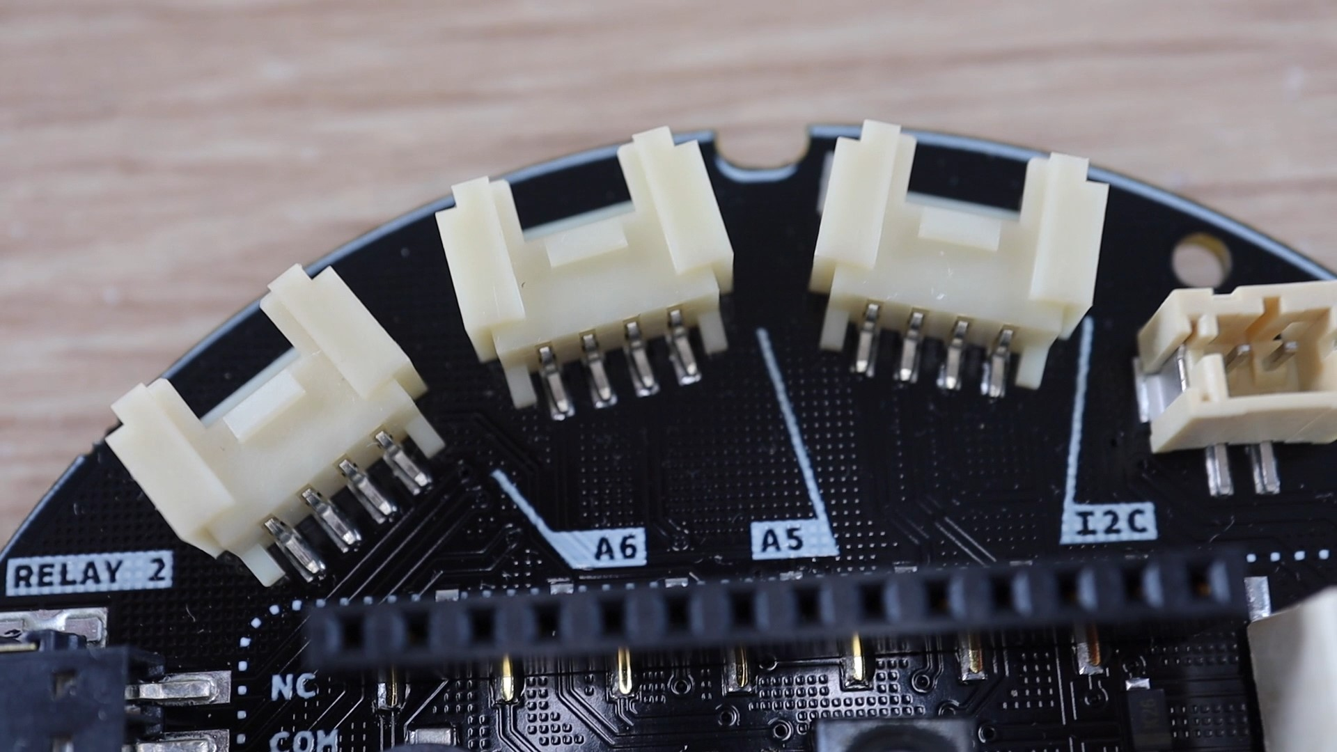 Plugs or Ports For Sensors