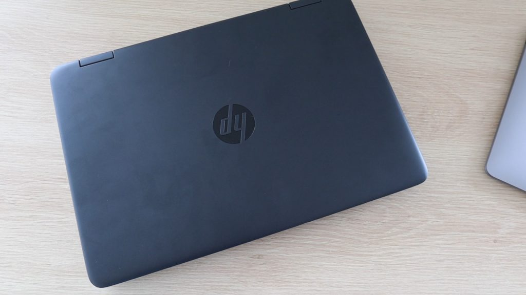 Outdated HP Laptop