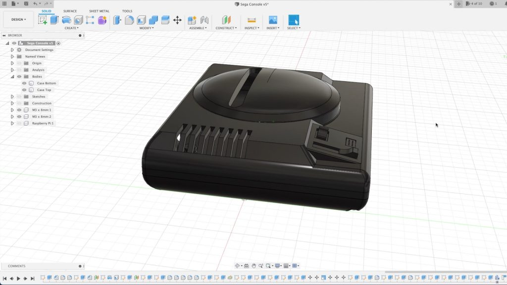 Case With Better Ventilation