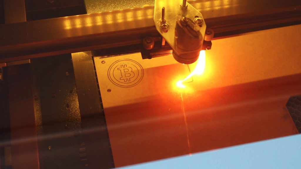 Laser Cutting The Cover Plate