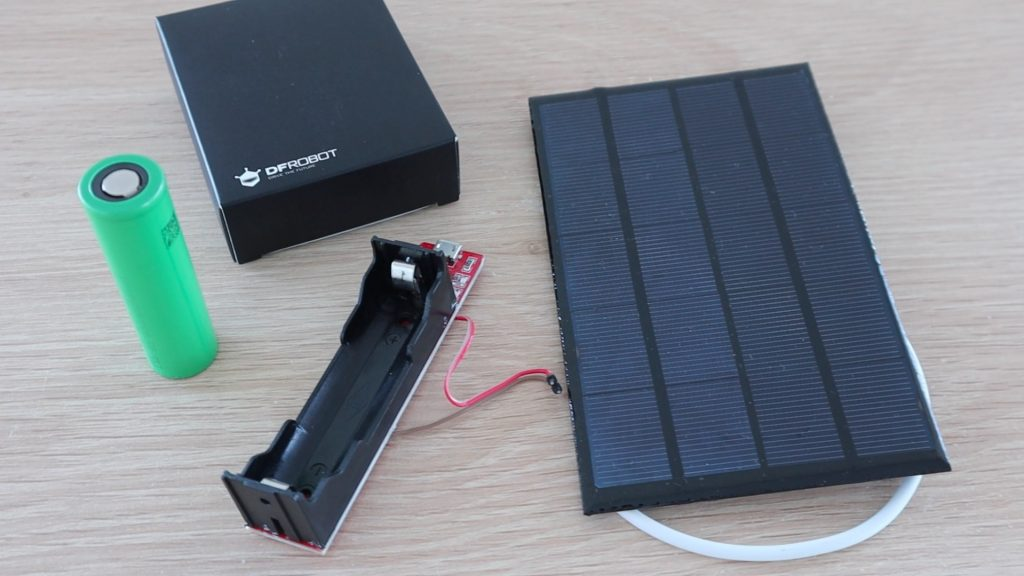 Charge Controller And Battery
