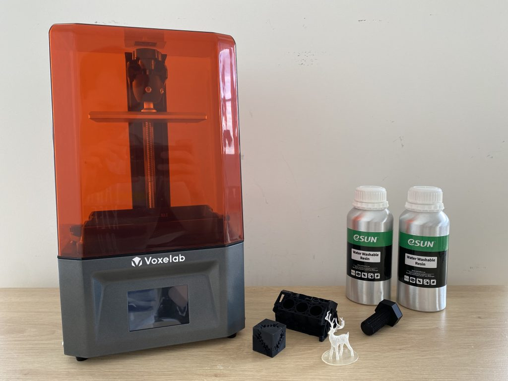 Voxelab Proxima 6.0 SLA 3D Printer Unboxing and Review