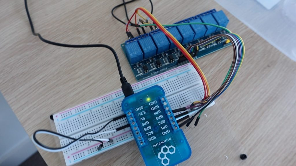 Builder Base Driving Relay Board