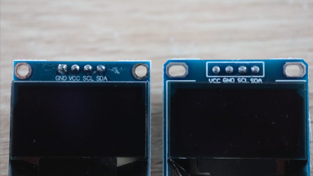 OLED Display Differences